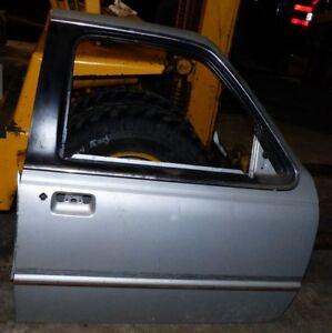 Ford Ranger Mazda B2300 B3000 B4000 RIGHT DOOR 93 94 95 96 97 (SILVER)