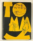 THE WHO Signed Autograph Auto Tommy Book x3 w/ Daltrey, Townshend, Entwistle JSA