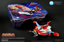 Goldorak soucoupe Diecast Ejectable Grendizer Retro Color Edition Deluxe 961575