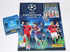 Panini Ligue des Champions 2009/2010 09/10 - LEERALBUM EMPTY ALBUM int. Edition