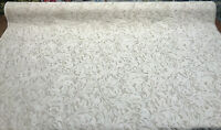 Vega Chenille Pumice Beige Upholstery Fabric by the yard sofa couch