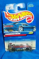 1998 Hot Wheels Thunderstreak Collector #1057 Racing Car Mattel 1:64 Toy Edition