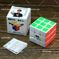 White MoYu Ao Long V2 Speed 3x3x3 Magic Cube (Weilong V3) Aolong 57mm Turbo Ver.