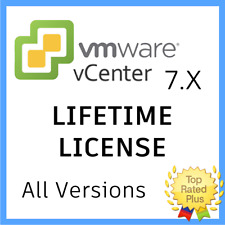 VMware vCenter Server 7.x License ✔ LIFETIME ✔  ⭐Fast Delivery⭐