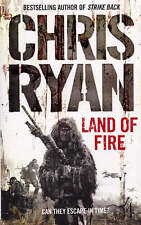 Land of Fire, by Chris Ryan, Book, New (Paperback)