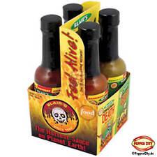 Blairs - 4er Death Pack Sampler Chili Sauce - 4x60ml (9,16 EUR pro 100 ml)