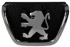 PEUGEOT 206 98-10 Emblem Embleme Logo auf dem grill Neu Original