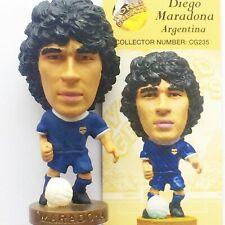 More details for maradona argentina away corinthian prostars world great figure loose/card cg235