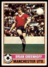 Topps Football Red 1977 33 Barry Daines Tottenham Hotspur No B1