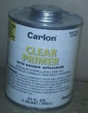 1 New Thomas & Betts Vc9902 Carlon Clear Primer *Make Offer*