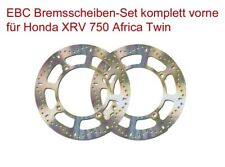 Ebc avant gauche Disque de frein Honda XRV 750 P/r/s/t/v/w./x/y