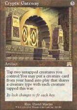 MTG magic cards 1x x1 Light Play, English Cryptic Gateway Onslaught