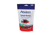 Aqueon Cichlid Food Medium Pellets, 7-1/2-Ounce