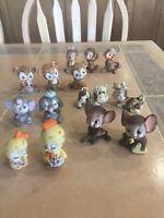 14 Kelvin Pottery Ceramic Animal Figurines