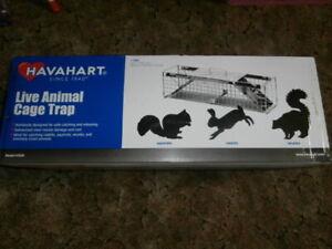 Havahart 1030 Live Animal Two-Door Rabbit Squirrel Rat Skunk Mink Cage Trap