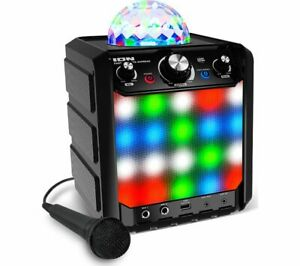 ION Party Rocker Express Portable Bluetooth Speaker - Black - Currys