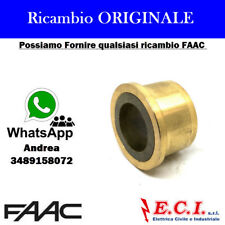 3907525 FAAC GRUPPO BOCCOLA INFERIORE CASSETTA 760 2003