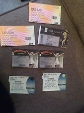 Britney Spears/lady Gaga/girls Aloud Concert Tickets