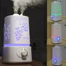 1.5L Ultrasonic Home Aroma Humidifier Air Diffuser Purifier Ionizer Atomizer New
