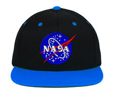 Lunar NASA, Fine Finished Embroidered Snapback Hats