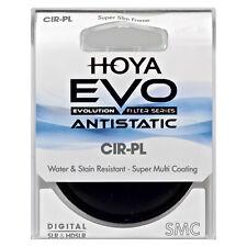 Hoya EVO ANTISTATIC 86mm Circular Polarizer CPL Filter US DEALER XEVA-86CRPL
