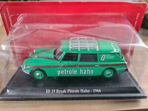 15/ Atlas ID 19 Break Pétrole Hahn 1966 rétro décollé mais pas cassé
