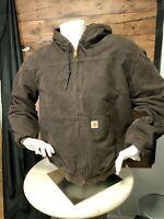 Carhartt Mens Jacket Size XL  regular.