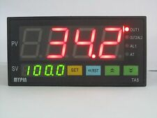 24V Digital  PID Temperature Controller TA8E-VRR  0-10V +1 Relay Output (1alarm)