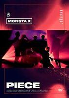 "MONSTA X [MONSTA X, JAPAN 1st LIVE TOUR 2018 ""PIECE""] 2DVD"