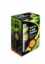 Bébé Bio-Liquide prêt à utiliser goutte à goutte Feeders - 4x40ml Plante Nourrit...