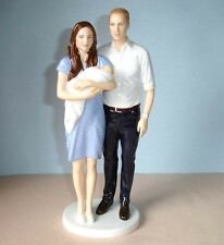 Royal Doulton PRINCE GEORGE A Royal Birth Figurine HN5716 Numbered Ltd Edit New