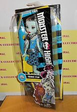 2016 MONSTER HIGH HOW DO YOU BOO FRANKIE STEIN