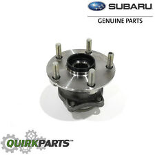 NEW 10-17 Subaru Rear Wheel Hub Bearing Assembly Legacy Outback OEM 28473AL00A