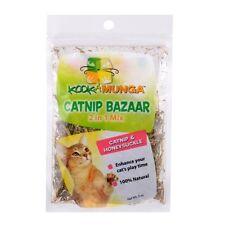 Kookamunga 2-in-1 Catnip Bazaar Treat 0.5oz