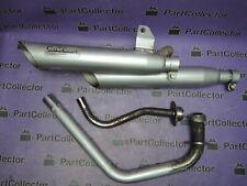 YAMAHA XV250 VIRAGO 250 1990 EXHAUST MUFFLER HEADER PIPE TUBE 3DM147031300