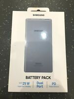 Batterie Externe SAMSUNG BATTERY PACK 10.000mAh / 25W / USB-C NEUF ORIGINAL