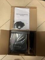 Thermal Receipt Printer 80mm New In Box With Cords And Software Pos-e801