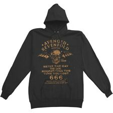Avenged Sevenfold Seize the Day Official Unisex Hoodie Hooded Top