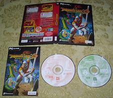 DRAGON'S LAIR 3D GIOCO PER  PC CD-ROM ITALIANO