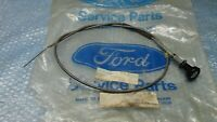MK2 CORTINA GENUINE FORD NOS CHOKE CABLE ASSY