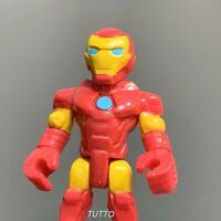 Playskool Marvel Super Hero Adventures Mega Mighties Ironman Hasbro Kids Gift
