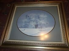 The Crystal Tree signed & #'d Print listed Texas artist Robert Chennault *WWide*