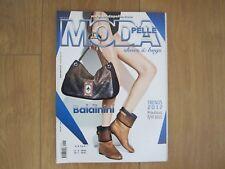 Mode Pelle Fashion Magazine Fall / Winter 2013 New.