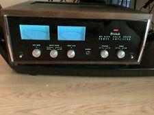 Mcintosh mc 2505 amplifier