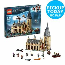 Lego Harry Potter Hogwarts Great Hall Toy - 75954 - 9+ Years