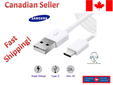 Samsung Original USB Type-C Fast Charge Data Sync Cable Galaxy A20 A50 A70 S10