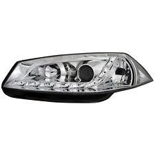 2 x Scheinwerfer Renault Megane 03-06 LED Tagfahrlicht Optik 1015866