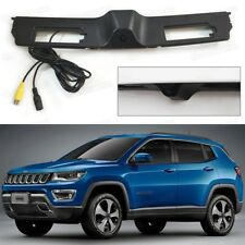 Night Vision CCD Car Rear View Camera Reverse Backup for Jeep Compass 2017 2018