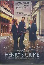 Henry's crime (2010) DVD