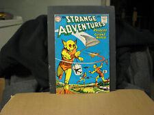 Strange Adventures  #119  HTF 1960  Sharp Flat  glossy*****